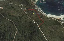 Coastal development land for sale in Zakinthos. Zakynthos, Volimes. Land of 15,664 sqm, 200 meters from the sea with fantastic views of the port of Agios Nikolaos is for sale