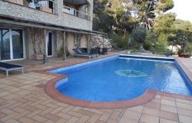 6 bedroom houses by the sea for sale in Catalonia. Villa – Blanes, Catalonia, Spain