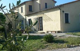 Two-storey villa in excellent condition, Monteverdi Marittimo, Tuscany, Italy for 630,000 €