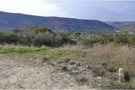 Land for sale in Limassol. Building Plot For Sale In Palodeia Limassol
