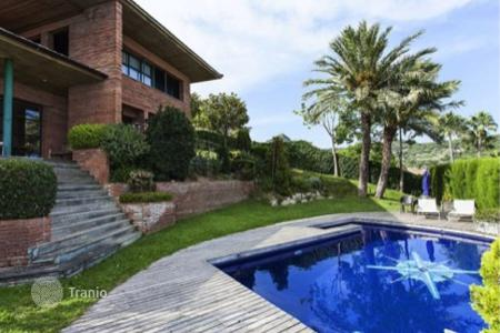 Luxury 5 bedroom houses for sale in Cabrera de Mar. Villa – Cabrera de Mar, Catalonia, Spain