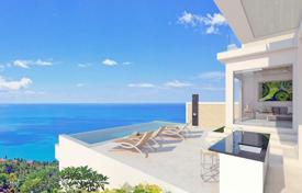 Houses for sale in Thailand. Villa with panoramic sea views in the area of Chaweng Noi