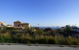 Cheap development land for sale in Andalusia. Plot with sea views, next to the golf course, Benalmadena, Spain