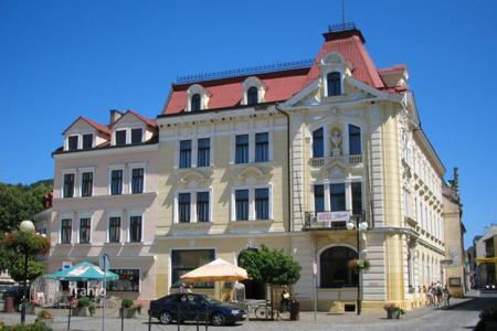 Hotels for sale in the Czech Republic. Hotel - Usti nad Labem Region, Czech Republic