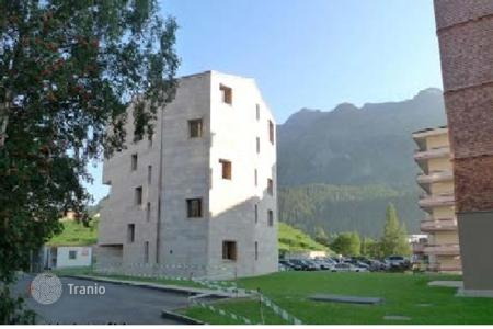 Commercial property for sale in Alps. New apartment house in the ski lift St. Morits. Profitability 8%