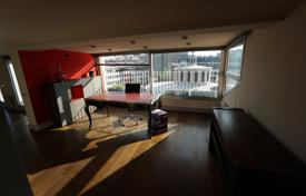 Luxury apartments for sale in Barcelona. Beautiful loft with a large terrace and panoramic views in a modern building with a concierge, Barcelona, Spain