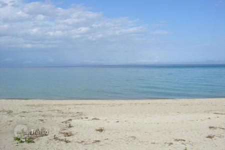 Coastal development land for sale in Kassandreia. Development land – Kassandreia, Administration of Macedonia and Thrace, Greece