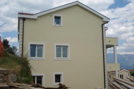 Coastal apartments for sale in Herceg Novi (city). Studio apartment in Herceg-Novi