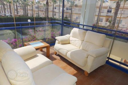 Apartments for sale in Cabo Roig. 2 bedroom duplex with solarium, furnished and next to Cabo Roig Marina, Orihuela Costa