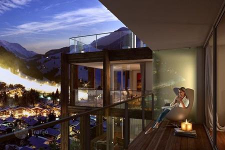 Apartments for sale in Saalbach. Luxury apartments in 4-star hotel in Saalbach Hinterglemm