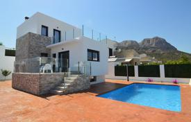 2 bedroom houses for sale in Valencia. KEY READY! Detached villa with pool in La Nucia-Polop