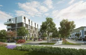 Apartments for sale in Central Bohemia. Three-room furnished apartment in a residential complex under construction, Beroun, Central Bogemian region, Czech Republic