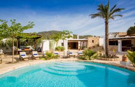 Villas and houses to rent in Ibiza. Villa – Ibiza, Balearic Islands, Spain