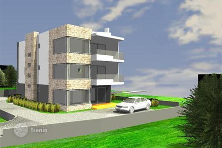 Coastal residential for sale in Rožmanići. Apartment in a building under construction in Kostrena