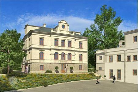 Property for sale in Saxony. The apertments in a historic in dresden, Germany