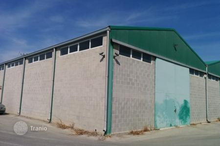 Supermarkets for sale in Cyprus. Warehouse For Sale 266 m²
