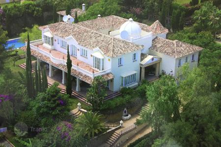Luxury 6 bedroom houses for sale in Malaga. Villa for sale in Sierra Blanca, Marbella Golden Mile