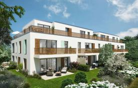 1 bedroom apartments for sale in Bavaria. New one-bedroom penthouse with a large terrace in Munich, district of Trudering-Riem