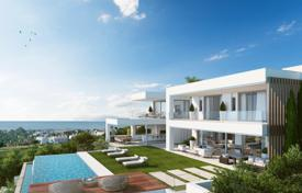Luxury 4 bedroom houses for sale in Estepona. Villa for sale in Atalaya Golf, Estepona