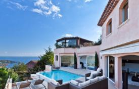 5 bedroom houses for sale in Theoule-sur-Mer. Villa – Theoule-sur-Mer, Côte d'Azur (French Riviera), France