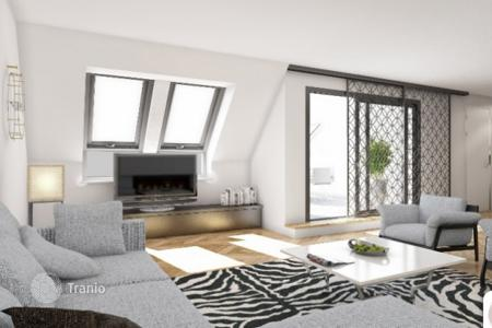 Luxury 2 bedroom apartments for sale in Austria. Furnished apartment with a terrace overlooking the city center, in an exclusive residential complex in a quiet area of Vienna, Austria