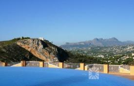 Cheap 2 bedroom apartments for sale in Moraira. Apartment – Moraira, Valencia, Spain
