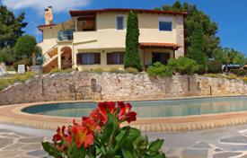 4 bedroom houses by the sea for sale in Greece. Detached house – Sane, Chalkidiki (Halkidiki), Administration of Macedonia and Thrace,  Greece