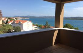 Apartments for sale in Murter. Spacious penthouse with a pool and sea views, near the beach, Murter, Šibensko-Knin County, Croatia