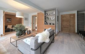 1 bedroom apartments for sale in French Alps. Spacious apartment in a new residence with a swimming pool, next to the ski slopes, Megeve, Alpes, France