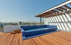 Penthouses for sale in Limassol. Penthouse – Germasogeia, Limassol, Cyprus