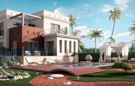 Houses for sale in La Zenia. New villa with a garden and a parking in La Zenia, Alicante, Spain