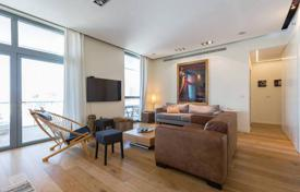 Residential for sale in Israel. Comfortable apartment with designer renovation and stunning panoramic views of Tel Aviv, Israel