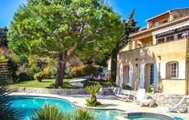 Houses with pools for sale in Èze. Beautiful villa in Provence style in the hills of Eze