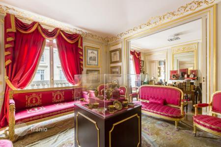 Luxury apartments for sale in Paris. Exceptional apartment in Paris 4th, Ile-de-France, France