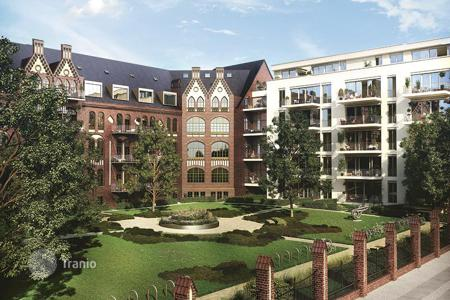 New homes for sale in Charlottenburg. Two level apartment next to the park Lietzensee
