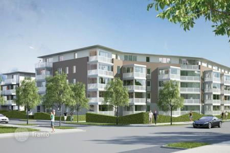 Cheap 1 bedroom apartments for sale in Hessen. Apartment with terrace in new building, district Riedberg, Frankfurt