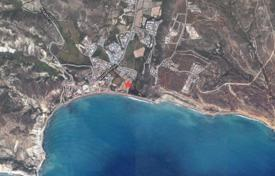 Coastal development land for sale in Cyprus. Development land – Pissouri, Limassol, Cyprus