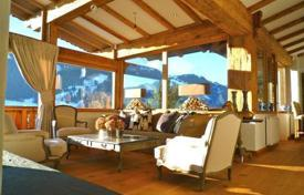 Luxury houses for sale in Austria. Spacious 2-storey villa in a rustic style in Tyrol