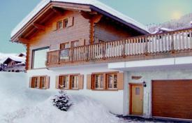 Luxury 4 bedroom houses for sale in Central Europe. Magnificent chalet in the ski resort of Nendaz, Switzerland
