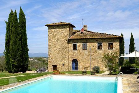 Residential to rent in Florence. Villa Petrea