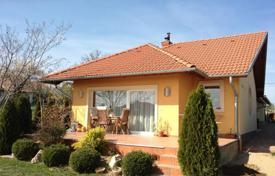 2 bedroom houses for sale in Zala. Apartment in a duplex with a garden and a parking near Heviz and Keszthely, Hungary