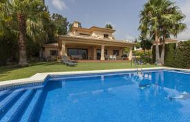 Residential to rent in Malaga. Villa – Malaga, Andalusia, Spain