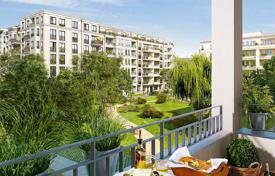 Residential for sale in Kreuzberg. Two bedroom apartment with a balcony in the new house, Kreuzberg — Friedrichshain district, Berlin