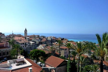 Luxury apartments for sale in Liguria. Bordighera Apartment Sea View For Sale