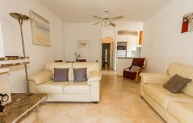 Cheap apartments with pools for sale in Altea. Two-bedroom ground-floor apartment with a terrace in Las Ramblas, Alicante