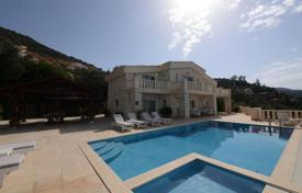 Three-storey villa with private access to the sea, spacious swimming pool and a terrace near the city center, Komurluk, Kalkan, Turkey for 2,075,000 $