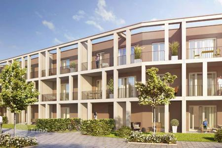 1 bedroom apartments for sale in Germany. New one-bedroom apartment in a living complex with private parking and garden in the suburbs of Munich — Vaterstetten