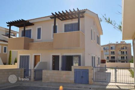 Coastal townhouses for sale in Protaras. Two Bedroom Semi-Detached Villas 100 Meters From The Beach