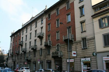 2 bedroom apartments for sale in Milan. Apartment in Milan, near the city center