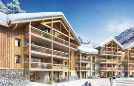 Penthouses for sale in French Alps. Modern penthouse in a new complex in Vaujany, Isère, France